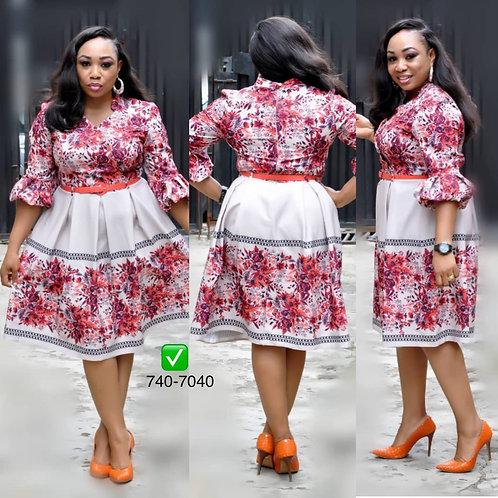 Florata Dress 740