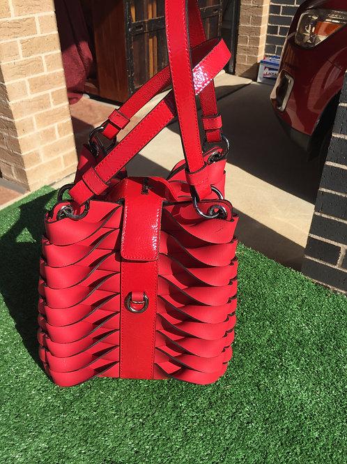 Red Square Ladies Handbag