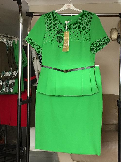 MIO PIRLO Elbise Glow Green 6258
