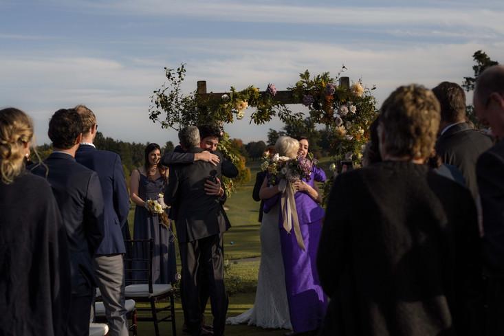 CANADIAN WEDDING
