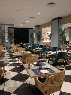 Breakfast Room At Hotel Barcelo Imagine