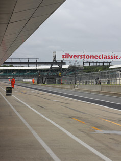 Waiting In The Pit Lane