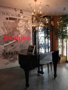 Reception At Hotel Barcelo Imagine