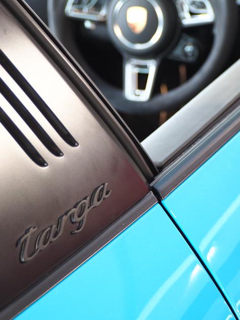 Blue Targa