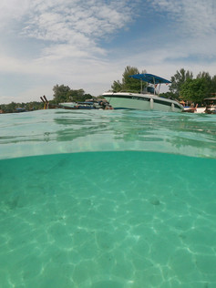 Underwater In Koh Lipe