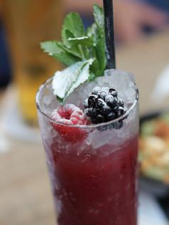 Berry Birthday Drink