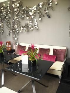 Breakfast Lounge At Hotel Les Jardins De La Villa
