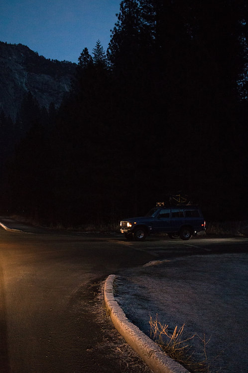 Yosemite Night Drives