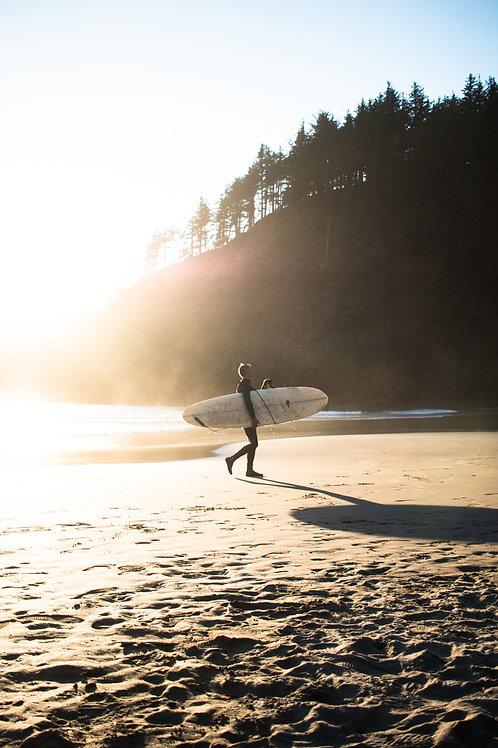 Solid Day's Work: Oregon Coast