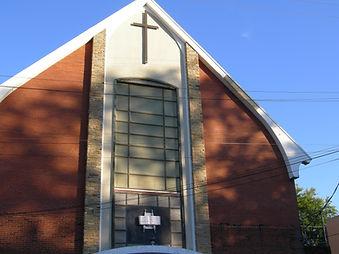 Church Main Entrance