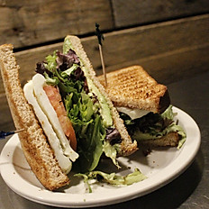 Power Start Sandwich