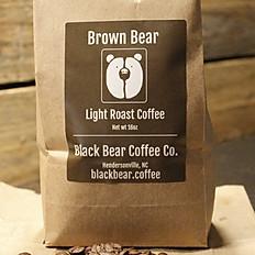 BROWN BEAR (light roast) 1lb