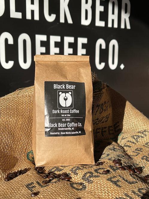 Black Bear Dark Roast