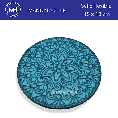 MANDALA 3 -BR