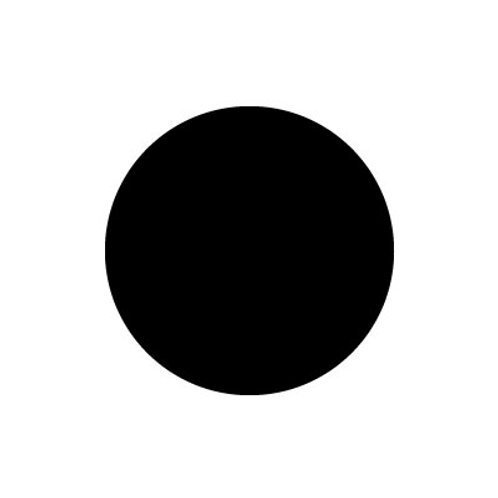 Pintura color negro