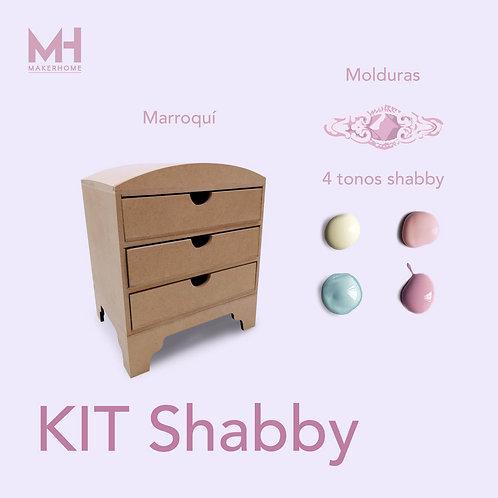 Kit Shabby Marroquí