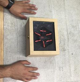 Caja sobre diseño