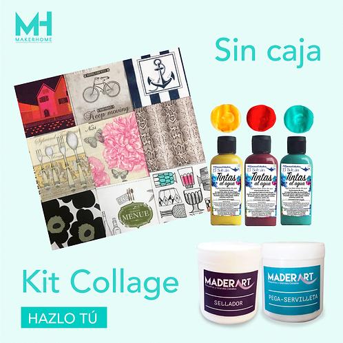 Kit Collage sin caja