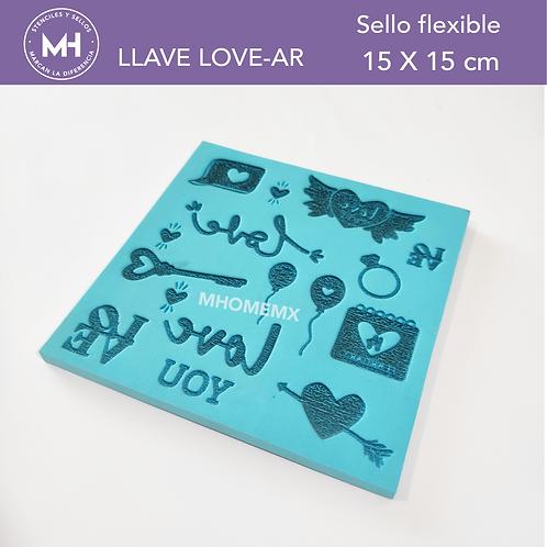LLAVE LOVE - AR