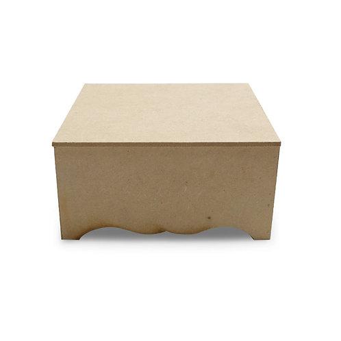 Caja vintage 10x10