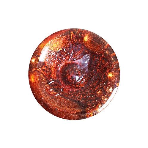 Halo metálico color Naranja-02