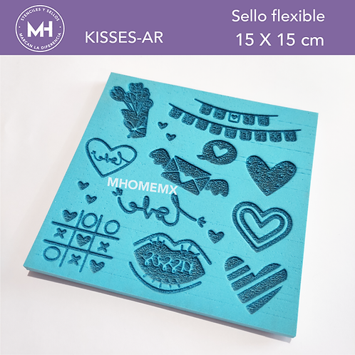 KISSES - AR