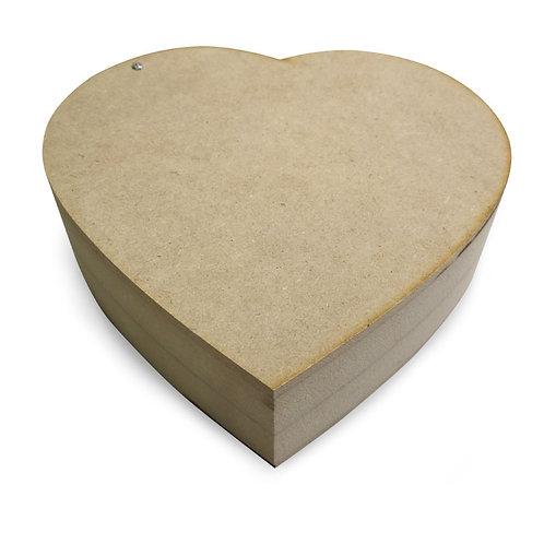 Caja de corazón