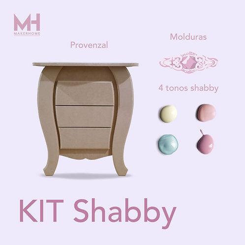 Kit Shabby Provenzal