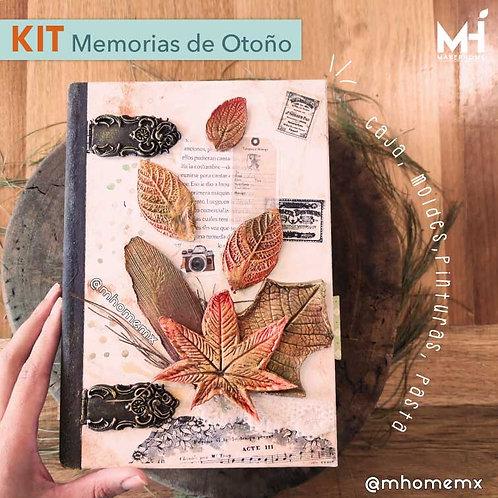 KIT Memorias de Otoño