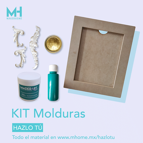 Kit Molduras