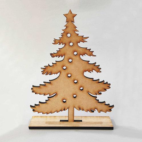 Arbolito navideño para LED