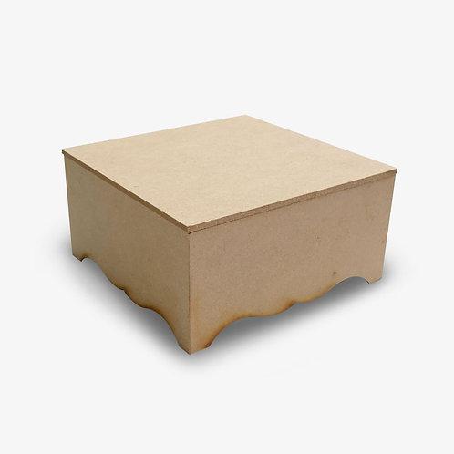 Caja vintage 12x12