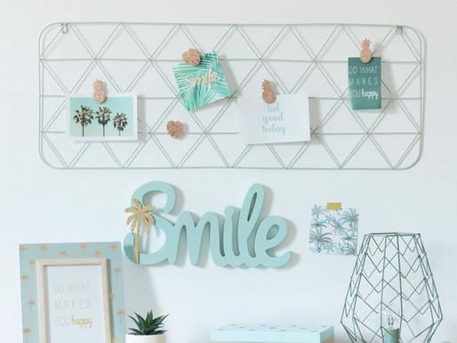 Ideas y tips para un espacio de trabajo en casa