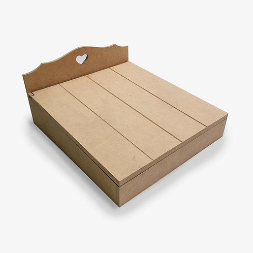 Caja para cubiertos