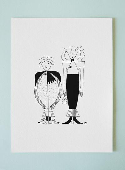 CecileMirandeBroucas-Illustration-Carrel