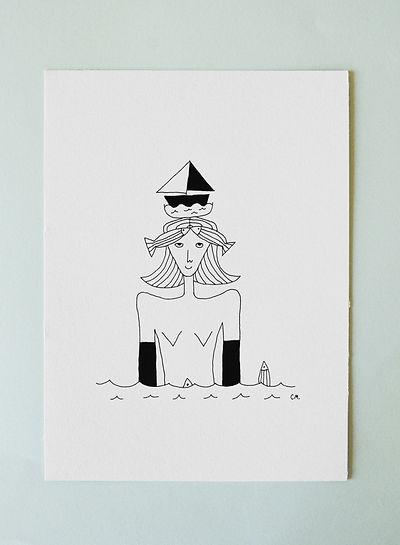 CecileMirandeBroucas-Illustration-Deesse