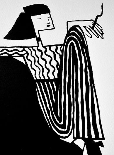 Cecile-Mirande-Broucas-Serigraphie-La-Pi