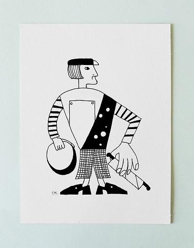 CecileMirandeBroucas-Illustration-Fier-C