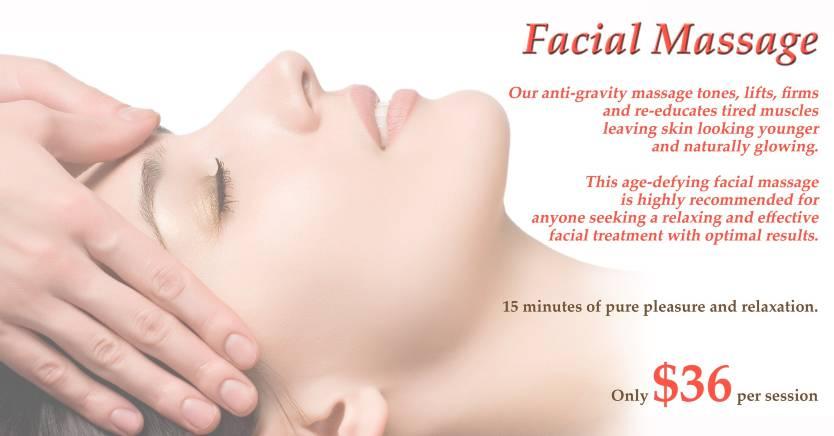Facial Promotion