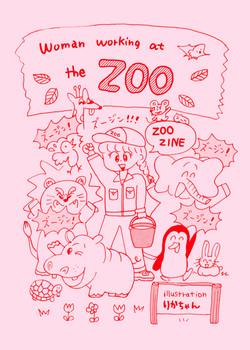 電子書籍で「ZOO ZINE」発売!