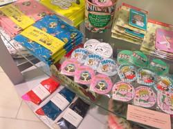 伊勢丹新宿店イセタンガールのイベント「ハリネズミDAYS」参加。
