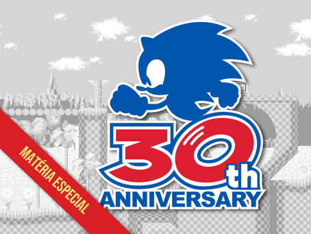 Sonic 30 Anos!