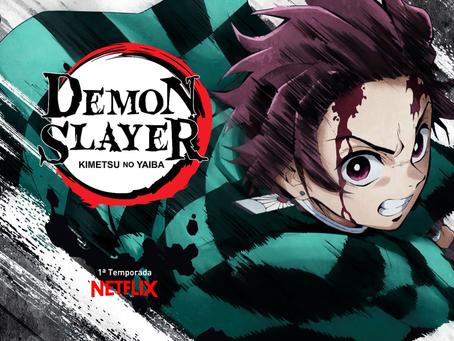 Kimetsu no Yaiba - Demon Slayer