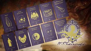 Indicação de Leitura: Coleção HP Lovecraft - Parte 1 de 3