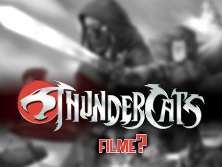 Thundercats nas telonas?