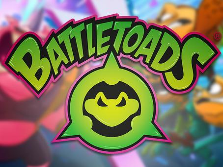 Battletoads: o jogo mais difícil de uma época.