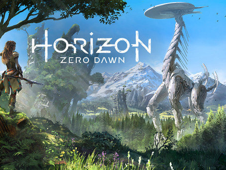 Horizon Zero Dawn Vira HQ e vai para PC