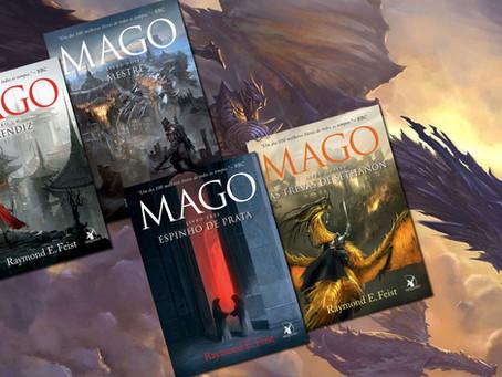 Indicação de Leitura: A Saga do Mago