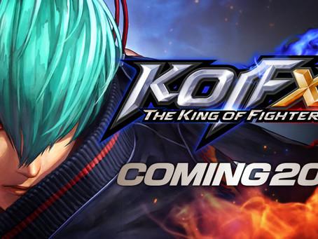 Muitas novidades para a comunidade KOF!