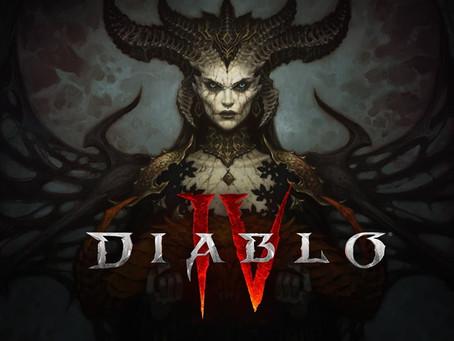 Novidades sobre Diablo IV